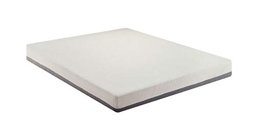 Poundex Bobkona Eliana Memory Foam Mattress, Twin/8""