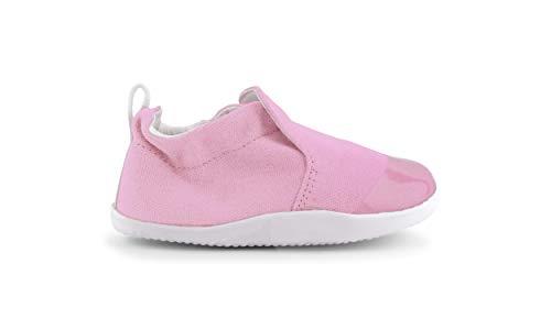 Bobux Xplorer Scamp - Gateadores y Primeros Pasos - Zapatillas Deportivas de Bebés Bobux de algodón (Candy, 21)