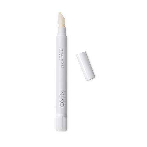 KIKO Milano Nail & Cuticle Scrub Pen | Tratamiento exfoliante para cutículas en formato lápiz con aceite de Kukui