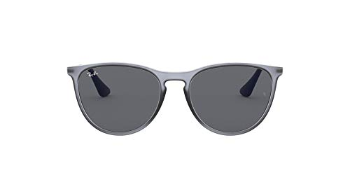 Ray-Ban Damen Junior Erika Sonnenbrille, Grey, 50