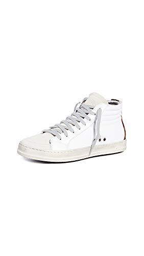 P448 Damen F9 Skate Sneakers, Weiá (Weiß/Leb), 42 EU