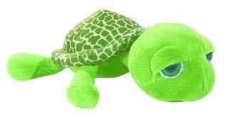Katerina Prestigre - Peluche de tortuga grandes ojos (7,5 / 21,5 / 19,5 cm)