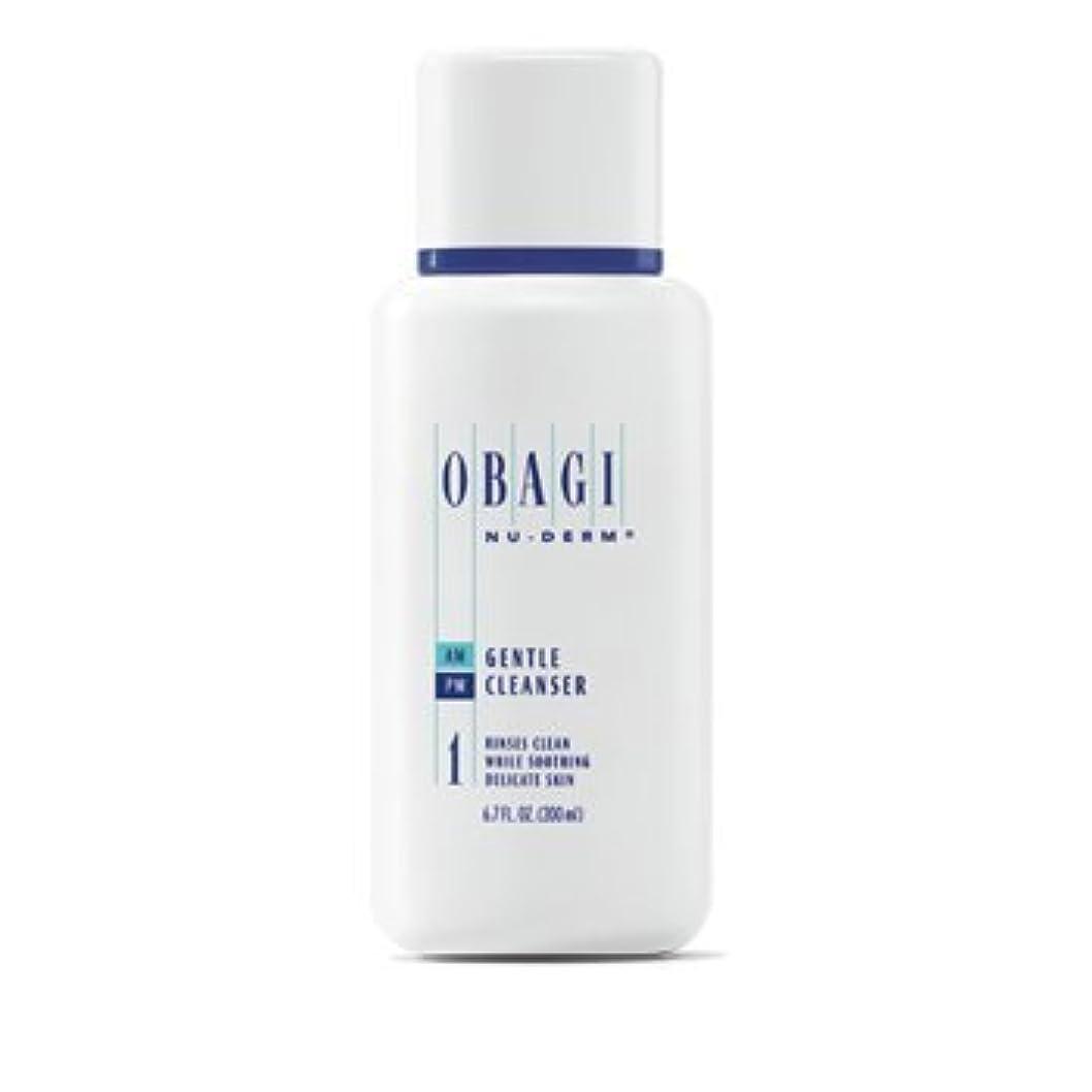 サークルカウントアップ四半期OBAGI オメジ  ニューダーム ジェントル クレンザー 1番 乾燥肌用 200ml 海外直送品?並行輸入品