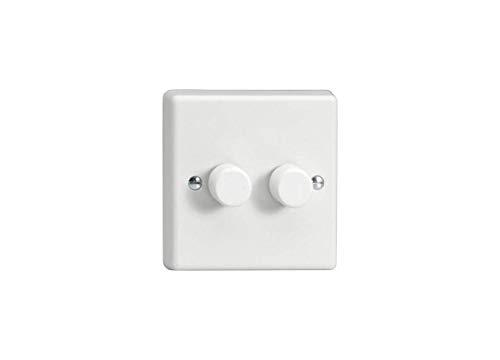 Home Improvement Varilight Xst1 Classic Matt Chrome 1 Gang 10a 1 Or 2 Way Toggle Light Switch Home Garden Mod Ng