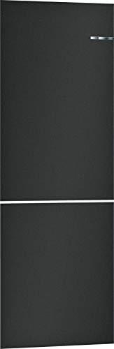 Bosch KSZ2AVZ00 - Accesorio para combinaciones de nevera y congelador VarioStyle/frontal de puerta intercambiable/color: negro mate