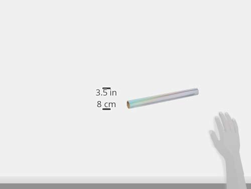 Heidi Swapp 314148 Wheel Mink-Reactive Wheel-12 Inch-Iridescent-5 Feet, Multi