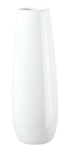 ASA Vase, Keramik, weiß, 60x23x60 cm
