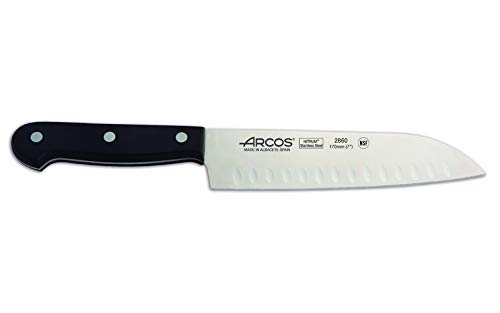 Arcos Universal - Cuchillo Santoku, 170 mm (estuche)