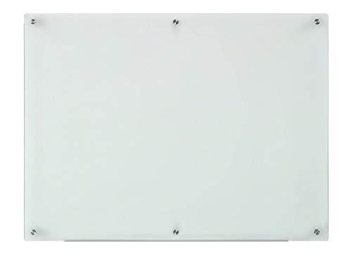 Droogwisbord, glas, doorzichtig 80 x 110 cm mat