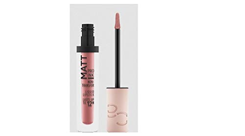 Catrice Cosmetics Matt Pro Ink Non-Transfer Liquid Lipstick Nr. 100 Courage Code Inhalt: 5ml