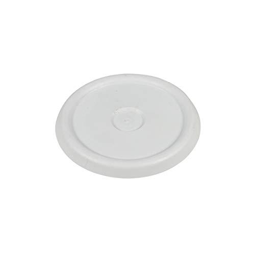 Verschlusskappe Bottichabdeckung Bottichabdeckung Verschlusstopfen Kondenseröffnung Spülmaschine passend wie Whirlpool Bauknecht IKEA Ignis Philips 481246278998 Indesit Ariston Hotpoint C00313055