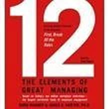 12: The Elements of Great Managing (UNABRIDGED) [CD] [AUDIOBOOK]