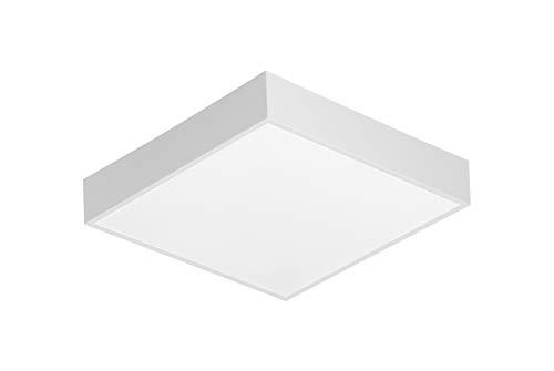 Plafond MATIV LED 300 mm IP54, IK08 1900 lm, 28 W, 4000 K, Ra80, clase de protección II, clase energética A
