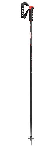 LEKI Neolite Airfoil Skistöcke Black/Anthracite/White/red Länge 135cm 2019 Spazierstock