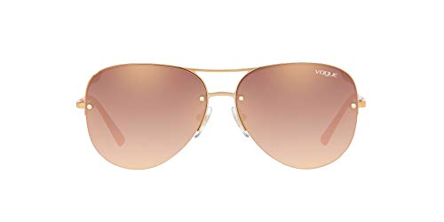 Vogue 0VO4080S Montures de lunettes, Or (Light Pink Gold), 58 Femme