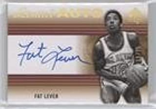 Fat Lever #15/75 (Basketball Card) 2014-15 SP Authentic - [Base] - Limited #16