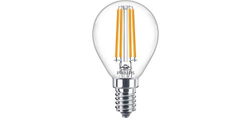 Philips LED Classic, 60W, E14 CW, P45 CL ND 1BC/6