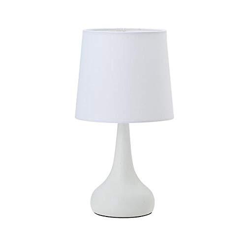 LEDタッチセンサーテーブルランプ 3段調光付 ホワイト 20919