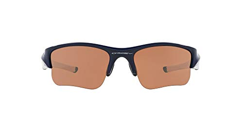 Oakley Flak Jacket XLJ Lunette de soleil Polished Navy Taille Unique