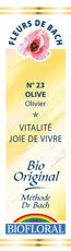 Biofloral, Flores De Bach 23 Olive - Olivo Bio Demeter - 20