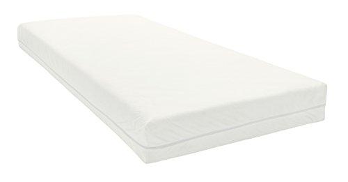 TAURO 24550 Matratzen-Bezug gegen Milben - Anti-Allergie Matratzenschoner