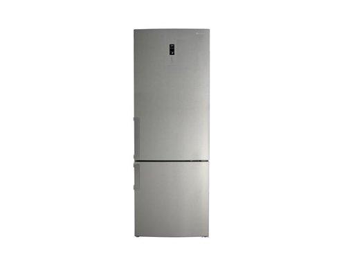 Sharp SJC2330E0I Libera installazione 330L A++ Acciaio inossidabile frigorifero con congelatore