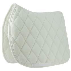 EQUITHEME Tapis Challenge New - Dressage - Couleurs - Blanc