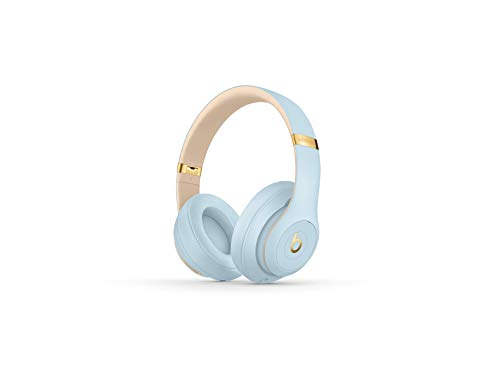 Beats Studio3 Wireless Noise Cancelling Over-Ear Headphones - Crystal Blue