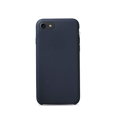 Capa Para Celular Customic Iphone Se 2Nd Soft Touch Proteção Capinha (Azul)