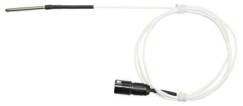 熱研 白金デジタル温度計 プラチナサーモ SN-3400用 空気用(冷凍・冷蔵庫用)センサ SN-3400-04