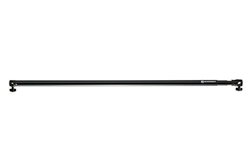 Bresser F000375 BR-D36TB teleskopische Querstange für Hintergrundsystem bis zu 300cm Schwarz