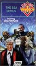 Doctor Who: Sea Devils [VHS]