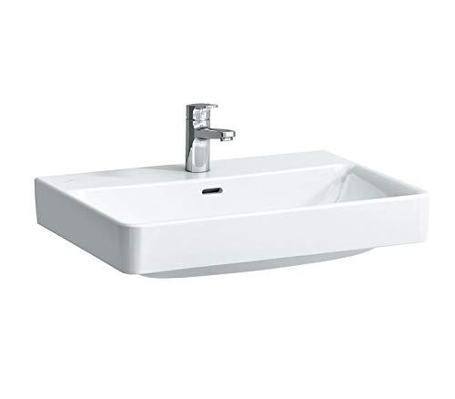 Laufen Aufsatz-Waschtisch PRO S US geschl. 650x465 LCC weiß, 8169644001041