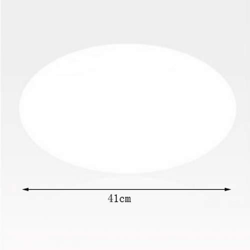 Lighfd LED Disk Light Kroonluchter Plafondlamp inbouw 6W om Cirkel Type Modern Inrichting for Living Badkamer Keuken Slaapkamer Balkon Daglicht Wit