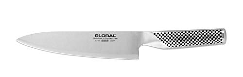 Global G-55 Messer, Stahl