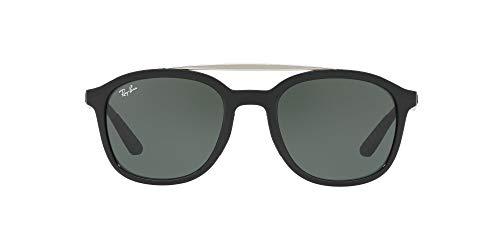 Ray-Ban RB4290F-8053672840728 Gafas de sol, Negro (Black), 53.0 para Hombre