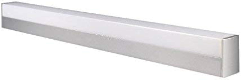 ERNTOGO Modernes einfaches LED-Spiegel-vorderes helles Wand-Lampen-Badezimmer-Spiegel-Kabinett-Lichter wasserdichtes Eitelkeitslicht