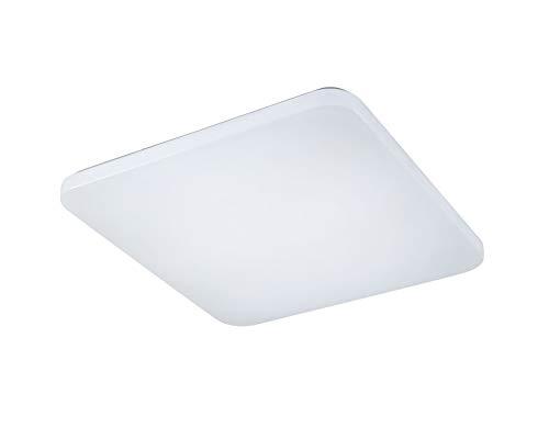 Plafón de techo LED de 50 cm cuadrado MANTRA QUATRO II LED 60W - 5000K - 4000 LMS