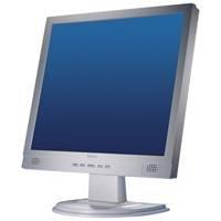 Maxdata Belinea 101715 Monitor LCD-TFT 43cm (17.0 Zoll) 1280 x 1024 Audio TCO99 Klassik beige