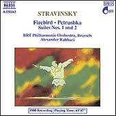 ストラヴィンスキー:火の鳥&ペ
