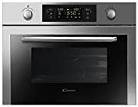 Candy MEC 440 TX Integrado - Microondas (Integrado, Microondas combinado, 44 L, 900 W, Giratorio, Tocar, Acero inoxidable)