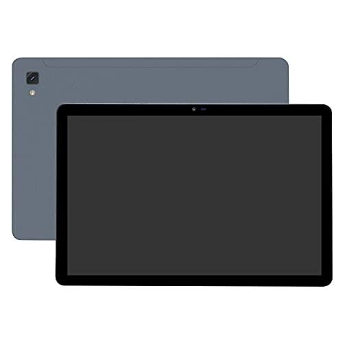 Monland Tablet PC de 10,1 Pulgadas Tableta 4G para NiiOs Tableta Android para Aprender Llamadas de Clase de Lnternet Gris