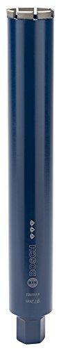 Bosch Professional Diamantnassbohrkronen (für Beton, 1 1/4 Zoll UNC, Ø: 72 mm, Zubehör für Diamantbohrmaschinen)