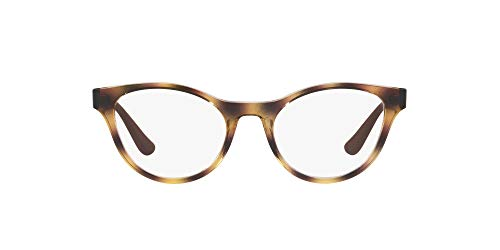 Vogue 0VO5274B Monturas de gafas, Top Light Havana/Transparente, 51 para Mujer