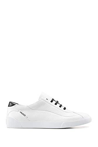HUGO Damen Zero Wave-C Sneaker, White100, 36
