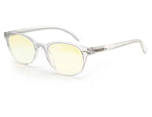 puissant Lunettes à lumière bleue MODFANS pour PC / TV / tablette / smartphone, lunettes avec filtre optique…