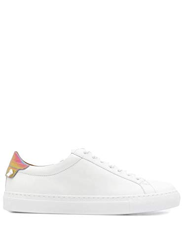 Luxury Fashion | Givenchy Dames BE0003E0JZ960 Wit Leer Sneakers | Lente-zomer 20