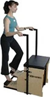 STOTT PILATES Split-Pedal Stability Chair with Handles