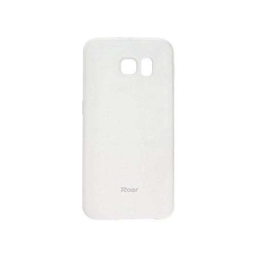 Roar All Day - Rückwertiges starres schongehäuse, rutschfest für Samsung Galaxy S6 (G920) - Halbtransparent
