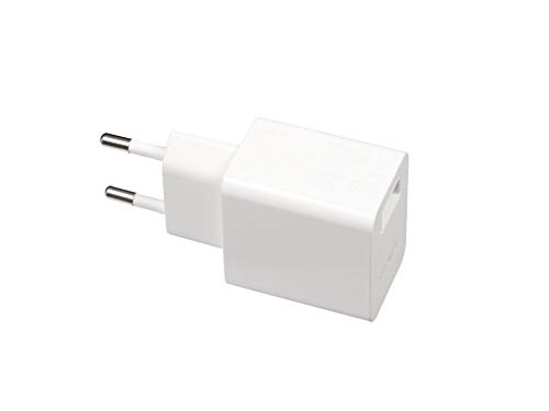 ASUS ZenFone Go 5.0 LTE (T500) Original USB Netzteil 5 Watt EU Wallplug weiß